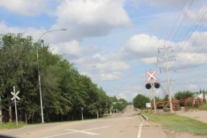 Lavasseur Road Crossing - the last barrier to a Whistle Cessation Bylaw!  Stay tuned - it's being reviewed for CN/Transport Canada funding.