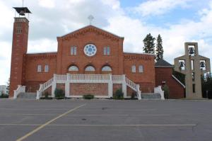 The St. Albert Mission Representing 150 years of history!