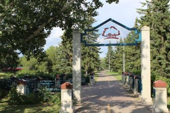 Red Willow Trail Gateway Can you imagine St. Albert without our Trails?